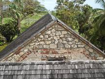Waterproofing Natural Stone at Best of Barbados Roof